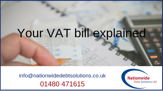Your VAT bill explained