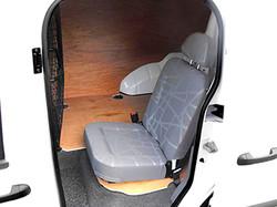 Single CDV Folding Seat