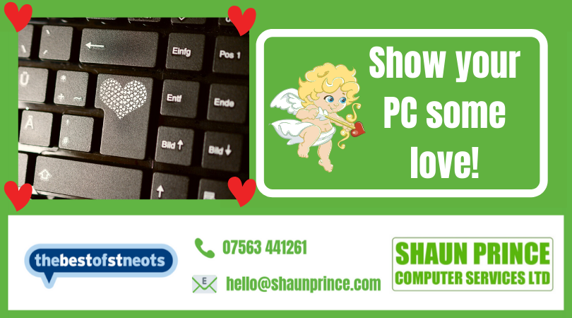 Show your PC some love!