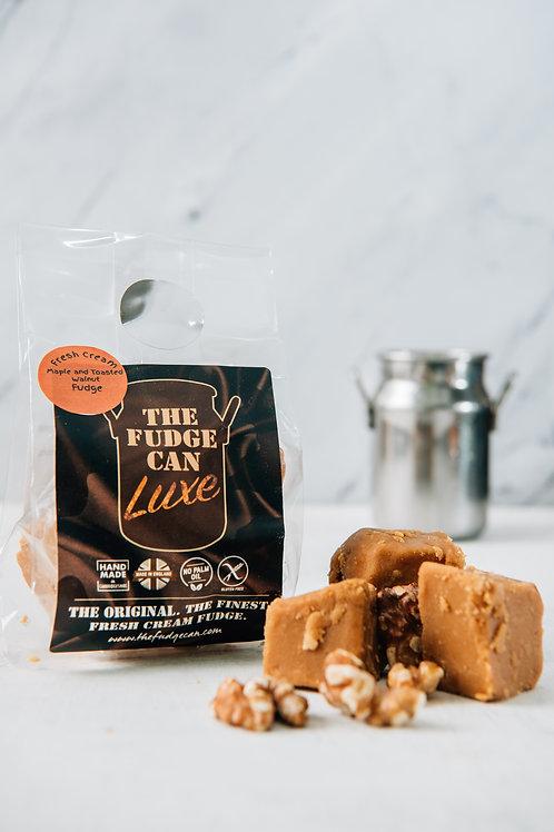 Toasted Walnut and Maple Fudge- Original recipe 100g