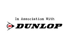 Supported by Dunlop