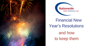 Financial New Year's Resolutions and how to keep them