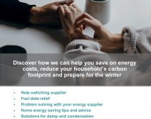 Save on Energy Costs – Cambridgeshire Home Energy Support Services