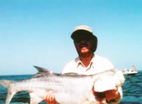 What the pros say: Mike Thrussell - Reef Fishing