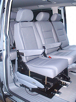 Remote Controlled Disabled Passenger