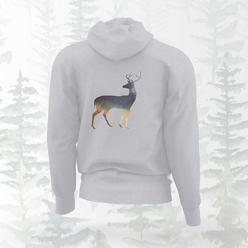 Forest Deer Hoodie
