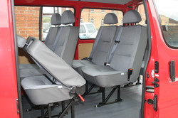 Atlantechs Mini-Bus Conversion