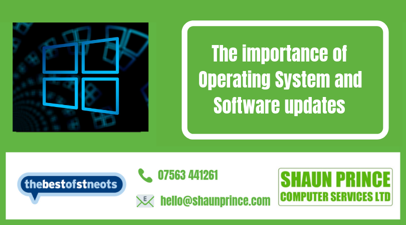The Importance of Operating System and Software Updates