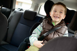 All Seats can be fitted with ISOFix