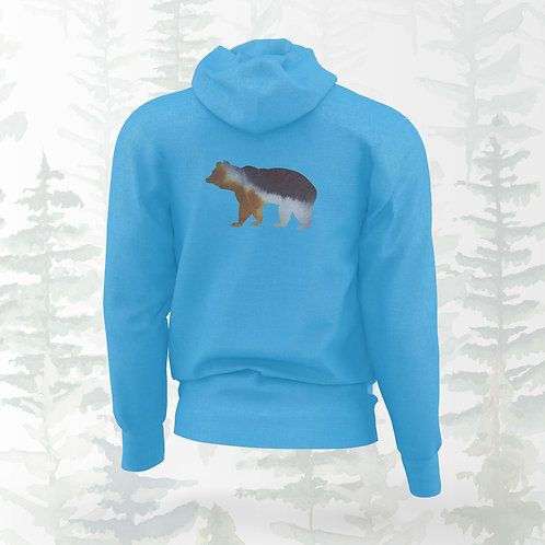 Forest Bear Hoodie