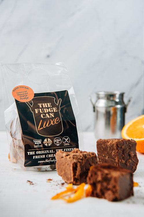 Fresh Cream Valencian Chocolate Orange Fudge