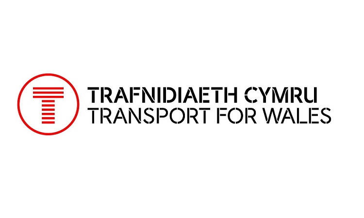 TRANSPORT FOR WALES LOGO