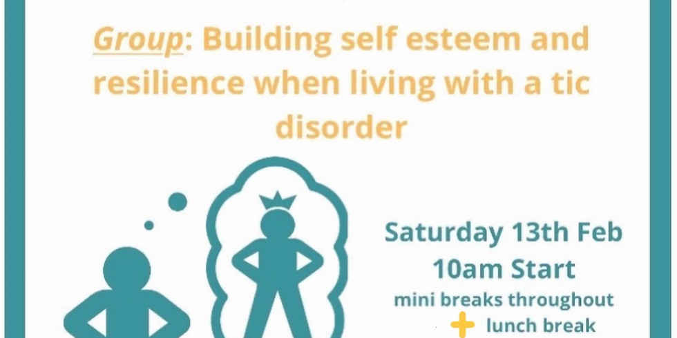Building self esteem and resilience workshop