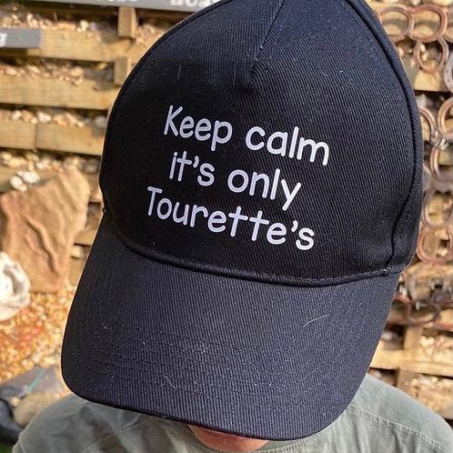 Keep calm it's only tics hat