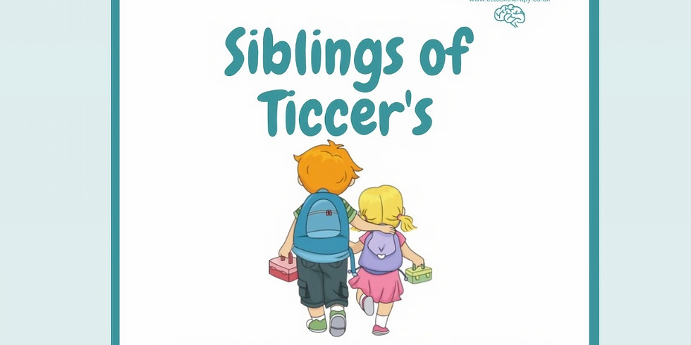 Siblings of ticcers support group