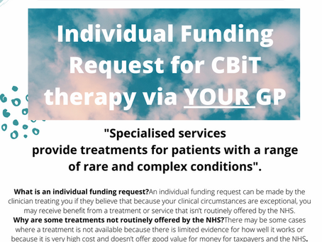 Individual Funding Request via your GP