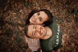 Sesión de fotografía de pareja en Sanxenxo de uno punto cuatro fotografía