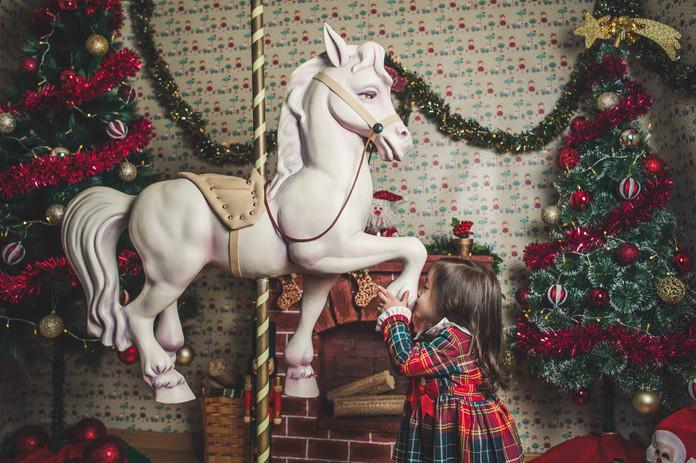fotografía de navidad en Sanxenxo de uno punto cuatro fotografía