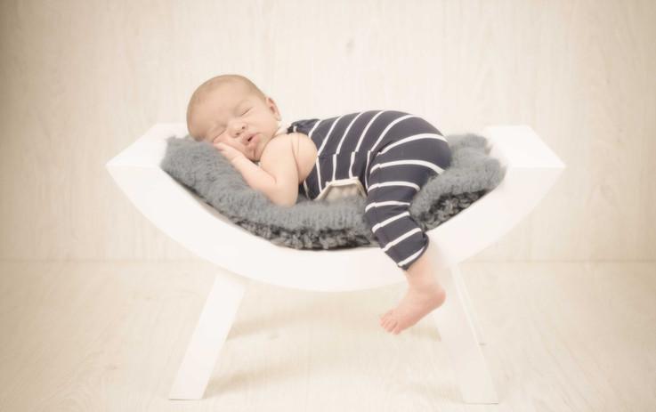 sesión de fotografía newborn en Pontevedra de uno punto cuatro fotografía