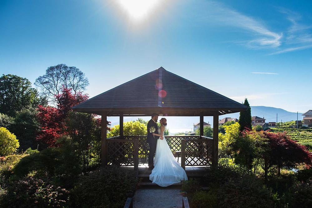 Fotografía de boda en Pazo Torres Agrelo en Pontevedra de uno punto cuatro fotografía