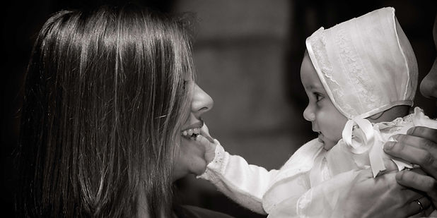 sesión de fotografía de bautizo en Pontevedra de uno punto cuatro fotografía