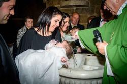 Sesión de fotografía de bautizo en Vigo de uno punto cuatro fotografía