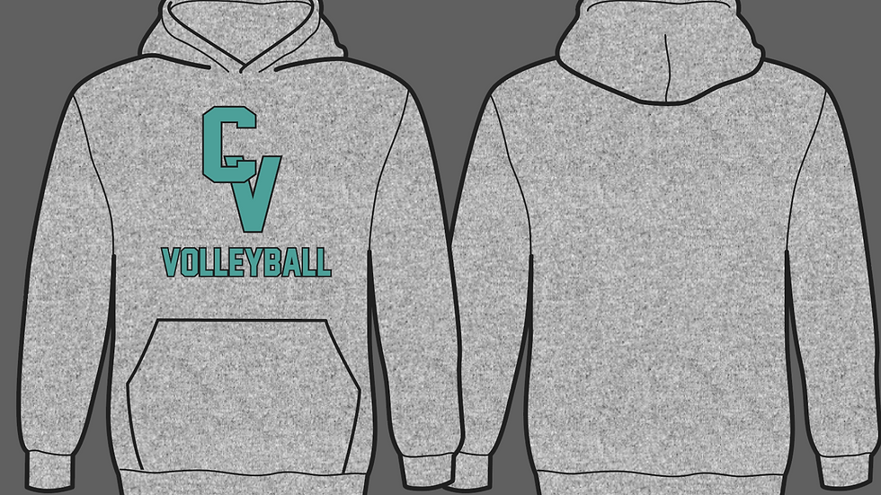 CV team sweatshirt