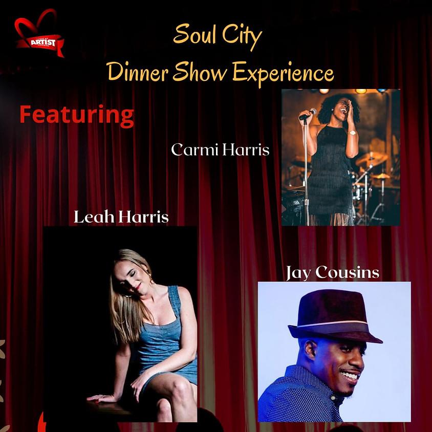 11.20.2020 Soul City @ Sugar Hill Fundraiser Concert
