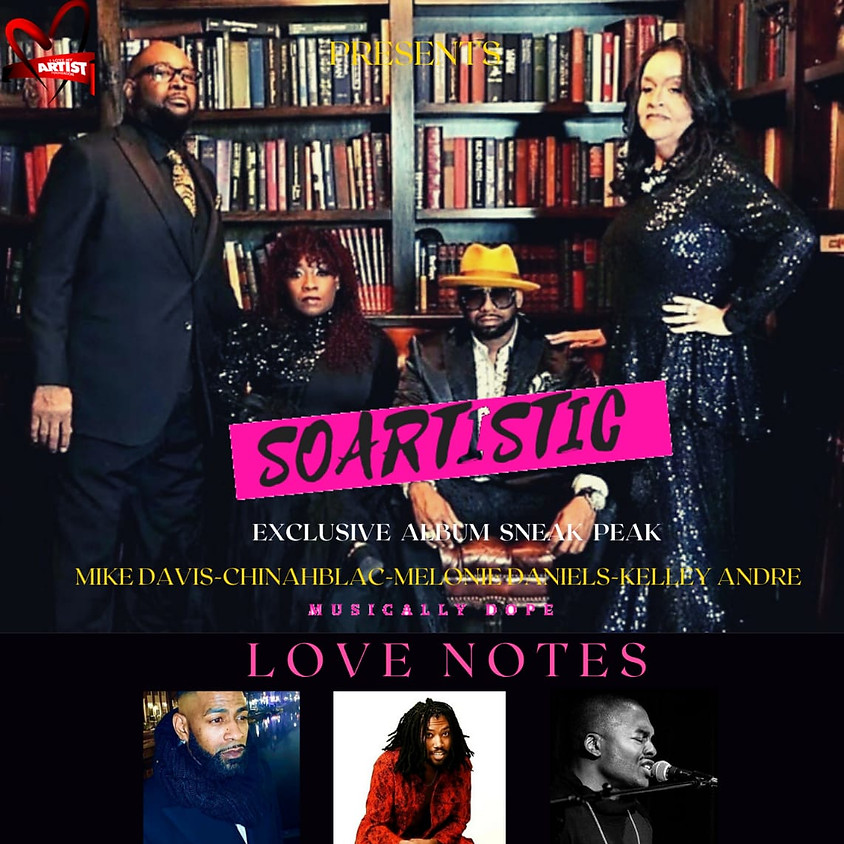02.14.2021 Soul City Valentine's Day Concert Experience @ Bedford Manor