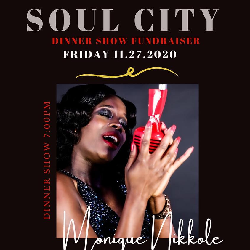 11.27.2020 Soul City @ Sugar Hill Fundraiser Concert