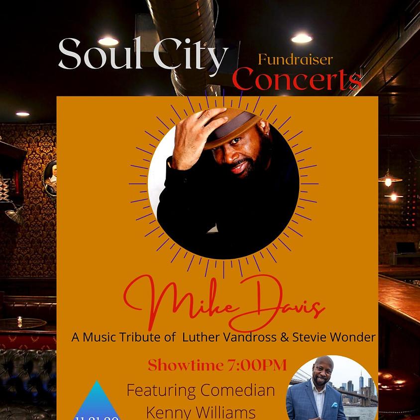 11.21.2020 Soul City @ Bedford Manor Fundraiser Concert