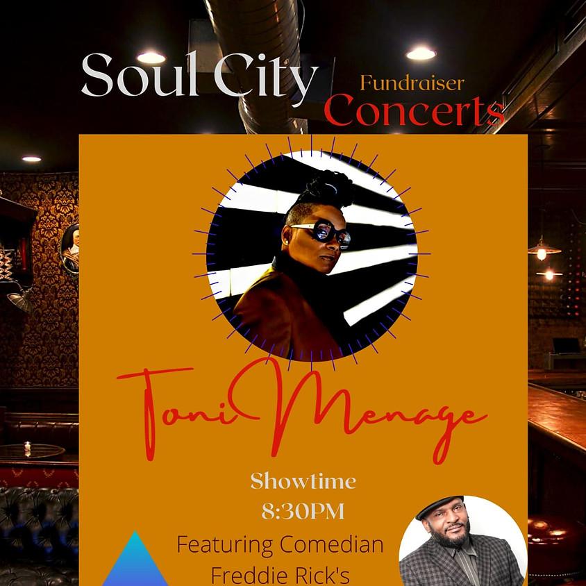 12.05.2020 Soul City @ Bedford Manor Fundraiser Concert