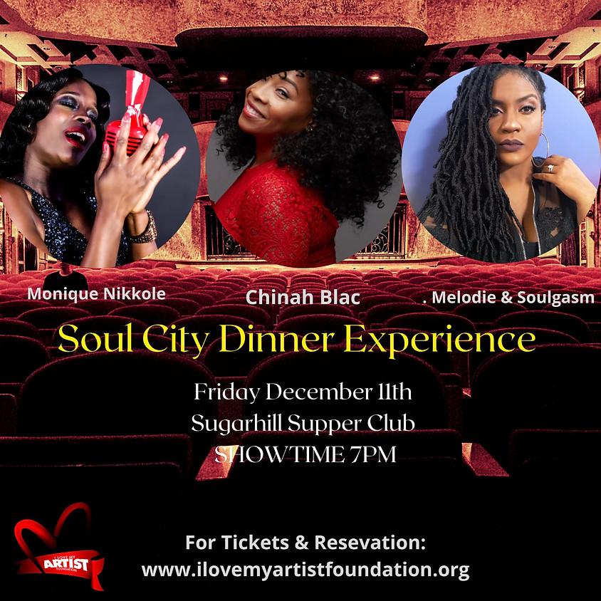 12.11.2020 Soul City @ Sugar Hill Fundraiser Concert