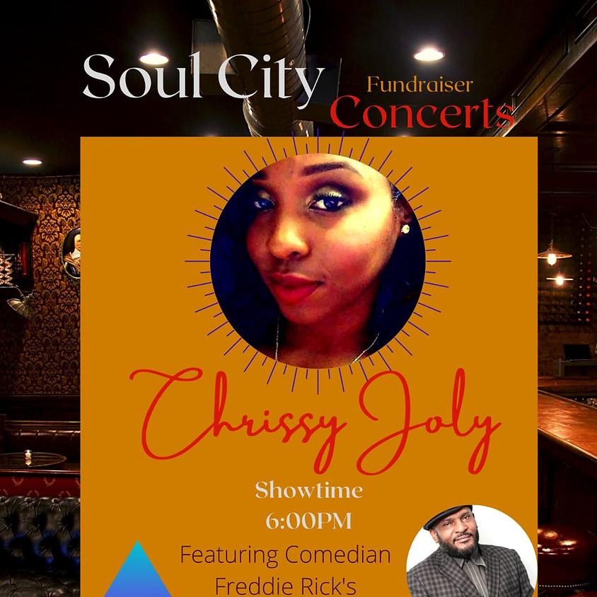 12.06.2020 Soul City @ Bedford Manor Fundraiser Concert