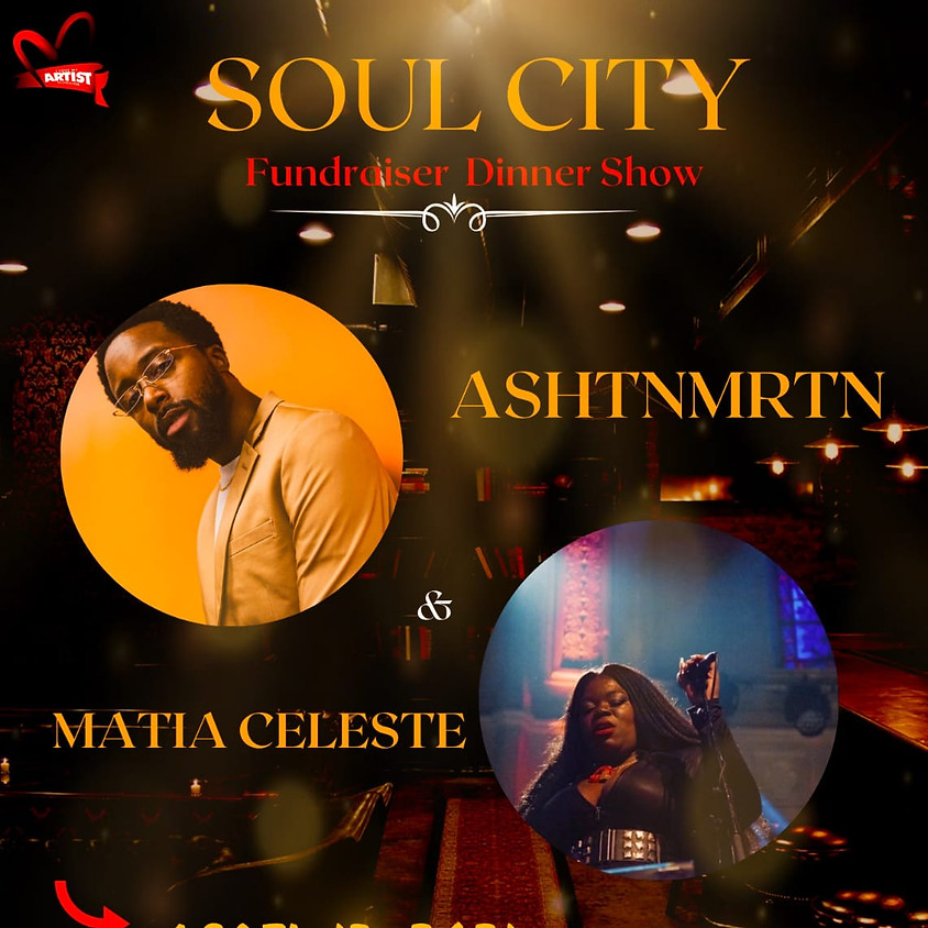 04.17.2021 Soul City @ Bedford Manor Fundraiser Concert