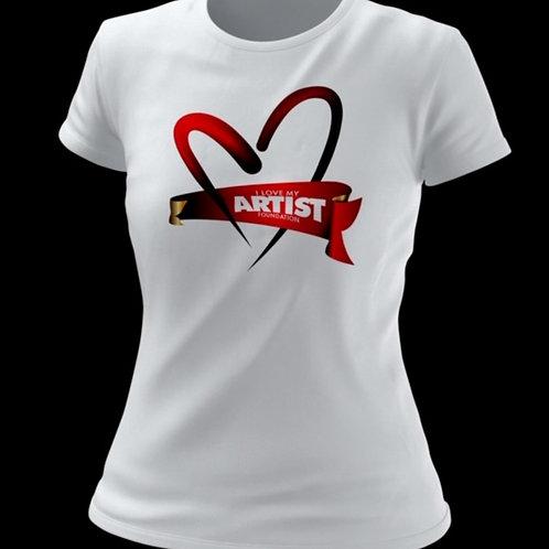 Women's ILMA T-Shirt White