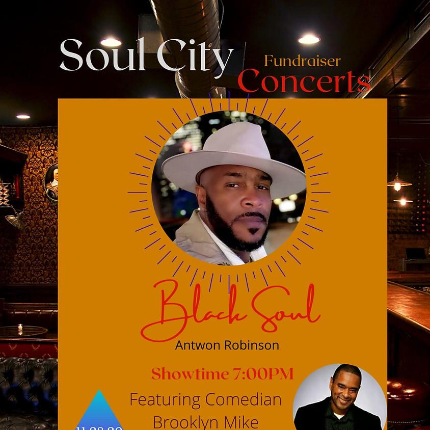11.28.2020 Soul City @ Bedford Manor Fundraiser Concert