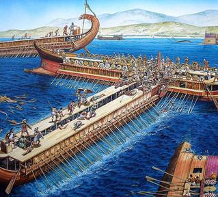แกลลีย์ (Galley) เรือรบแห่งยุคโบราณ