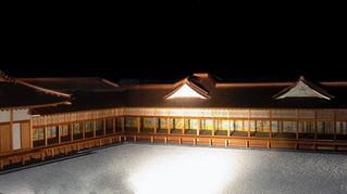 โถงทางเดินแห่งต้นสนใหญ่ (松之大廊下) สถานที่เกิดเหตุ-จุดเริ่มต้นแห่งตำนาน 47 โรนิน