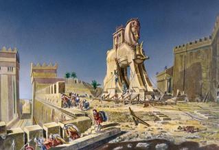 สงครามกรุงทรอย(Trojan War)
