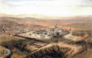 พระอารามหลวงเอลเอสกอเรียล (El Escorial) สถาปัตยกรรมแห่งความเจริญรุ่งเรืองของสเปน