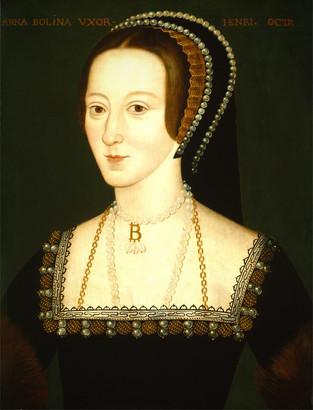 ราชินีแอนน์ โบลีน (Anne Boleyn)