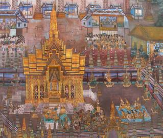 ย้อนรอยพระเมรุมาศ - สมัยรัตนโกสินทร์จนถึงรัชกาลที่9