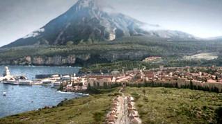 นครปอมเปอี (Pompeii) สถานตากอากาศของชนชั้นสูงโรมัน