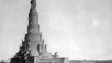 พระราชวังแห่งโซเวียต (The Palace of the Soviets) ความทะเยอทะยานแห่งสหภาพอันเกรียงไกร