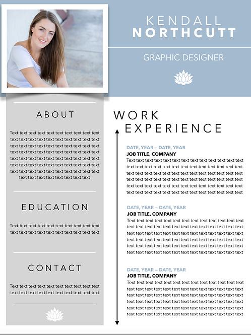 Custom Resume Package