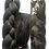 Thumbnail: Jumbo Synthetic Braiding Hair