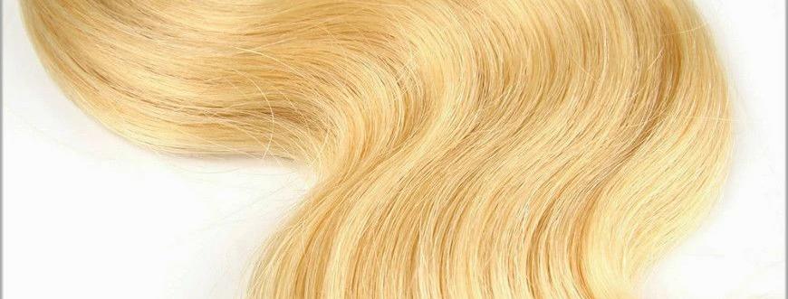 Russian Blonde Body Wave