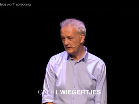 Tedtalk 'Why fish are food (not friends)