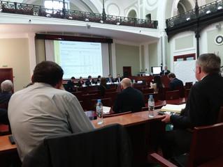 IV Международная научно-практическая конференция по ТЦА - Доклад Начальника Управления финансово-эко